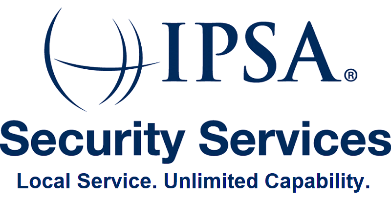 IPSA Security Services Logo