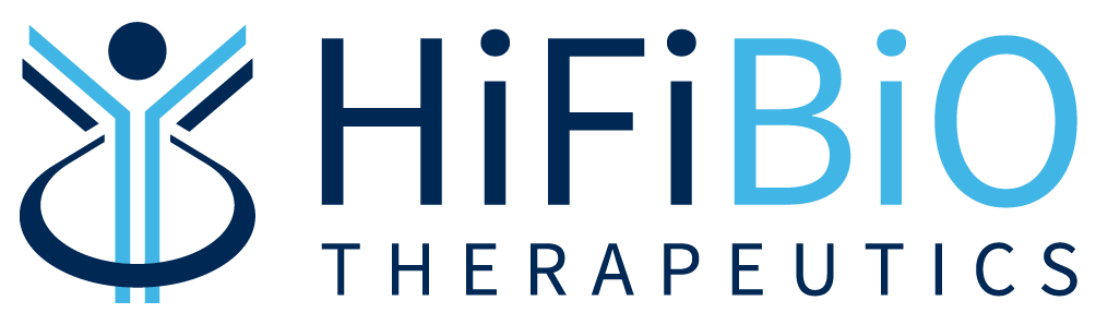 HiFiBiO Therapeutics Logo