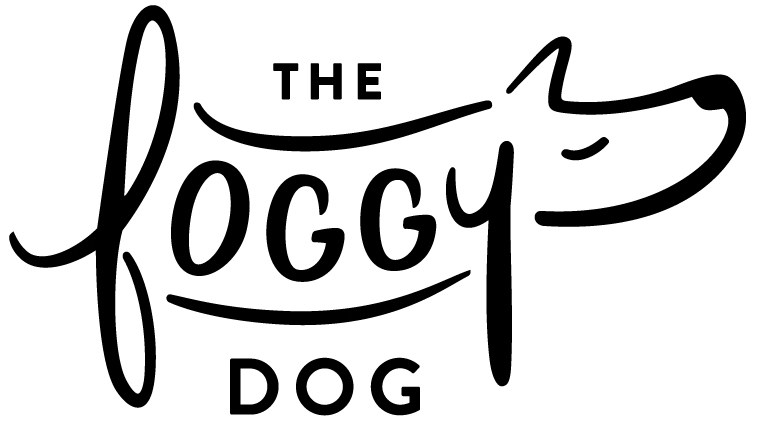 The Foggy Dog Logo